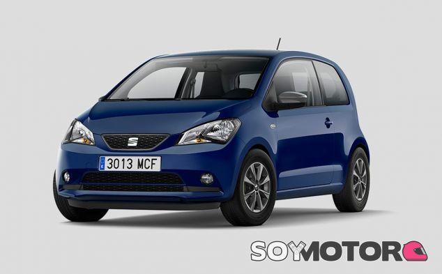 La imagen del Seat Mii respecto a la anterior versión no cambia en exceso - SoyMotor