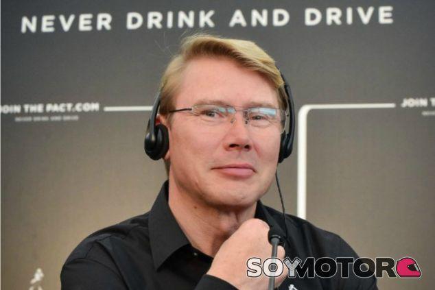 Mika Häkkinen quiere una Fórmula 1 más sencilla - LaF1