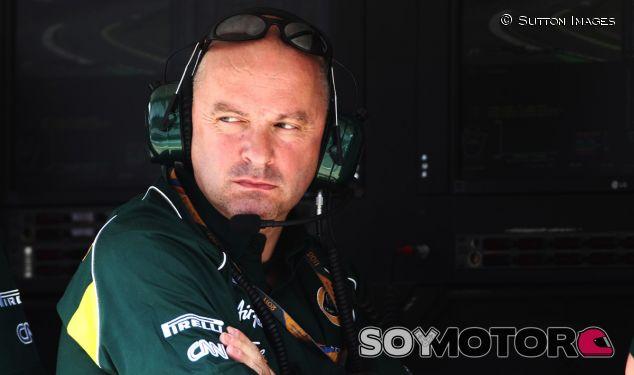 Gascoyne se marchó de la Fórmula 1 con Caterham - LaF1