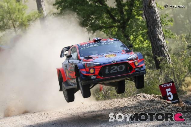 Rally Turquía 2019: doblete de Hyundai para comenzar - SoyMotor.com