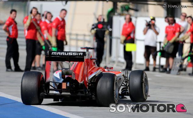 La norma del 107% fue reinstaurada para 'vigilar' la competitividad de los tres equipos que entraron en 2010: Caterham, Marussia y HRT - LaF1
