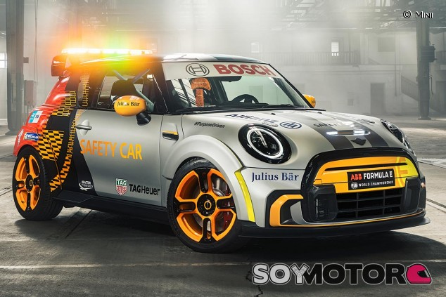Mini Electric Pacesetter JCW - SoyMotor.com