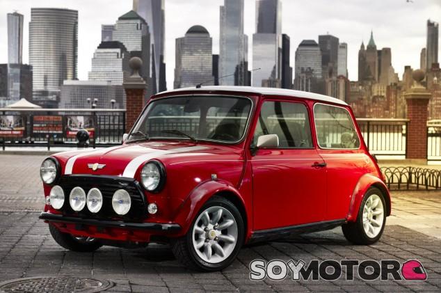 Mini eléctrico o cuándo pasado legendario y futuro tecnológico se dan la mano - SoyMotor.com