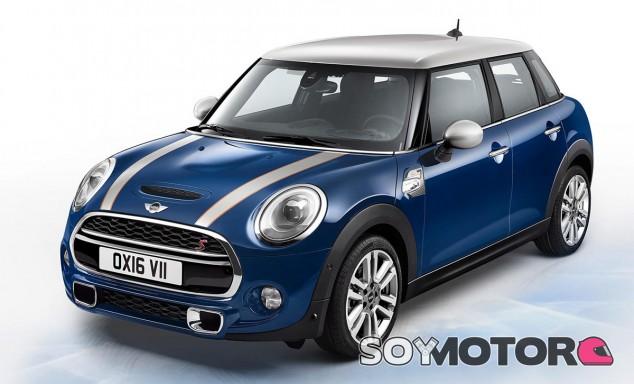 El Mini Seven aporta un toque premium a los ingredientes naturales de este modelo - SoyMotor