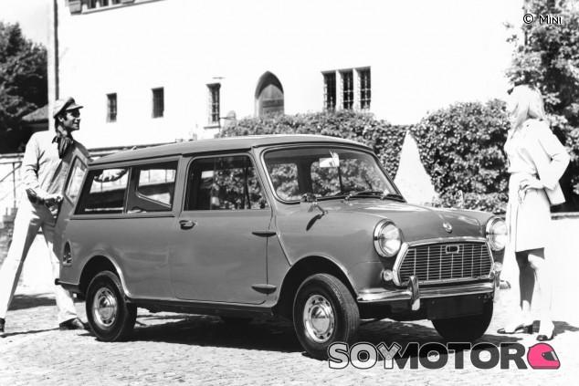 Mini Countryman, 60 años de vida y un origen de madera - SoyMotor.com