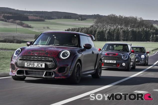 Mini John Cooper Works GP: repasamos sus tres generaciones - SoyMotor.com