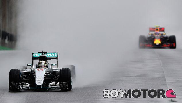 GP de Brasil F1 2016: Carrera Minuto a Minuto - SoyMotor.com
