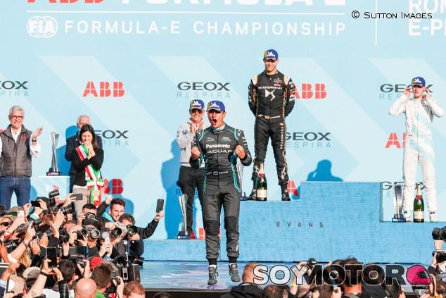 Declaraciones de los equipos y pilotos de Fórmula E tras el ePrix de Roma - SoyMotor.com