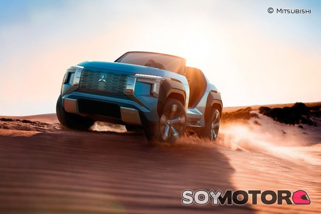Mitsubishi Mi-Tech Concept - SoyMotor.com