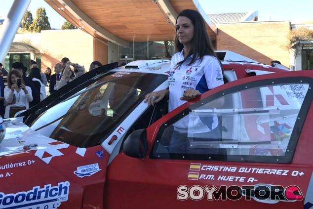 Cristina Gutiérrez - SoyMotor.com
