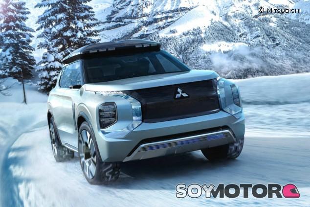 El Mitsubishi Engerlberg Tourer debe su nombre a una pequeña localidad de los Alpes suizos - SoyMotor.com