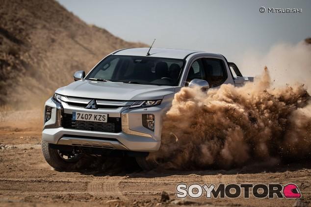Mitsubishi L200 2020 - SoyMotor.com