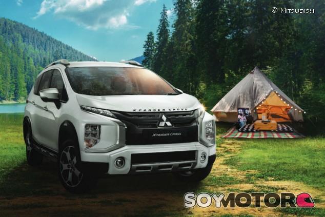 Mitsubishi Xpander Cross: mitad monovolumen, mitad SUV - SoyMotor.com