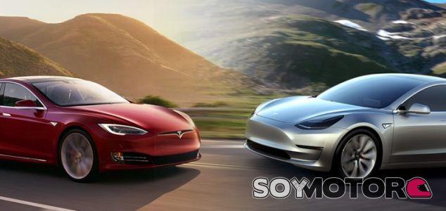 Anti-marketing Model 3 por Model S - SoyMotor.com