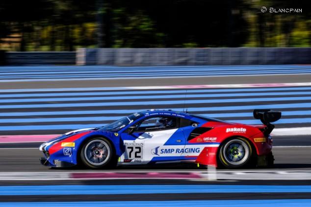 Molina, Aleshin y Rigon salen líderes de Paul Ricard - SoyMotor.com