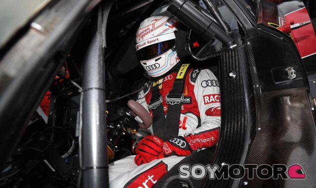 Miguel Molina en Hockenheim - LaF1