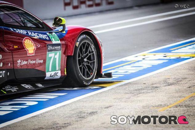 El coche de Miguel Molina para las 24 horas de Le Mans - SoyMotor