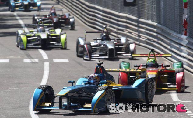 El automovilismo sostenible regresa a las calles de Mónaco - SoyMotor.com