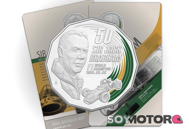 La moneda de Jack Brabham - SoyMotor