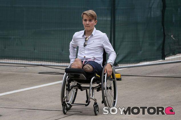 Billy Monger en Silverstone - SoyMotor.com