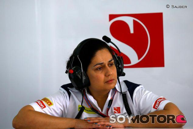 Monisha Kaltenborn - LaF1
