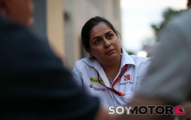 """Kaltenborn: """"Confío en que Sauber se asiente a mitad del pelotón"""" - SoyMotor"""