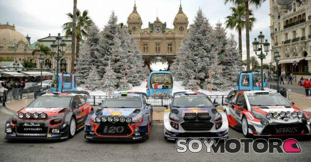 Cancelado el primer tramo del Rally de Montecarlo - SoyMotor