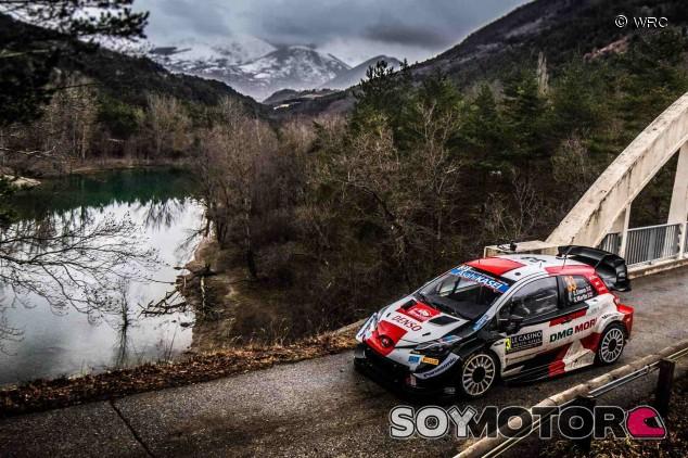 Suspendido por la FIA tras falsear resultados de PCR en el Rally de Montecarlo - SoyMotor.com