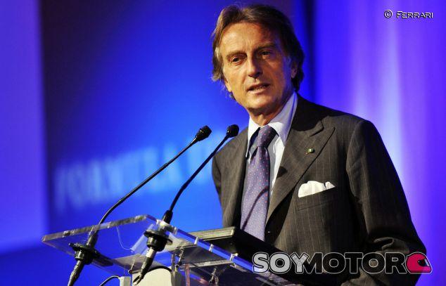 Luca di Montezemolo, nuevo presidente de Alitalia