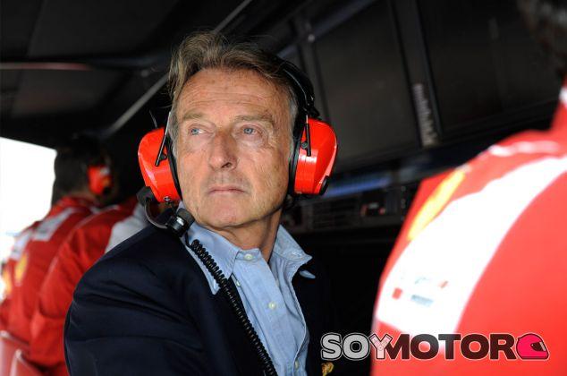 Luca di Montezemolo presidente de Ferrari - LaF1