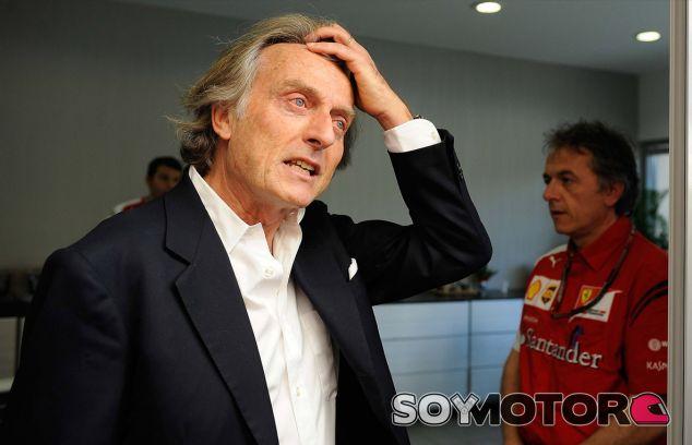 Luca di Montezemolo en el Gran Premio de Baréin - LaF1