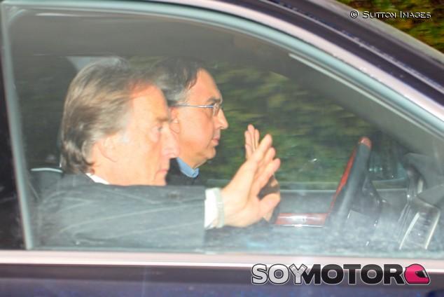 Montezemolo iba a ser jefe de la F1, pero... Marchionne tenía otros planes - SoyMotor.com