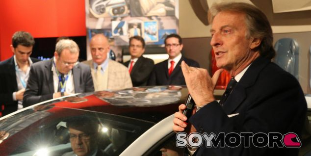 "Montezemolo: ""Será interesante ver cuántos coches acaban en Australia"" - LaF1"