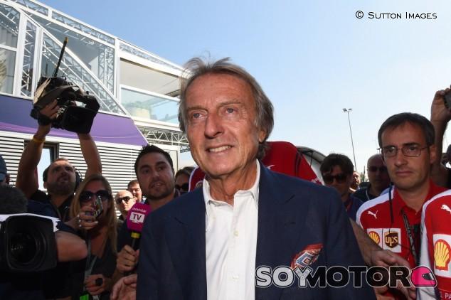 "Montezemolo: ""Me hubiera gustado ver a Hamilton en Ferrari"" – SoyMotor.com"
