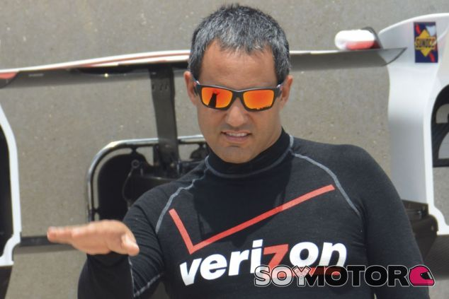 Juan Pablo Montoya - LaF1