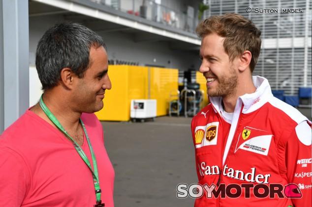 """Montoya y los problemas de Vettel: """"No es algo mental, es técnico"""" - SoyMotor.com"""