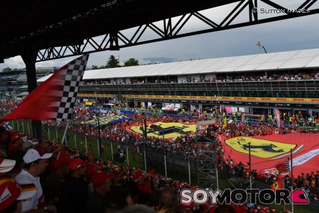 Monza y el GP de Italia renuevan con la F1 hasta 2024 - SoyMotor.com