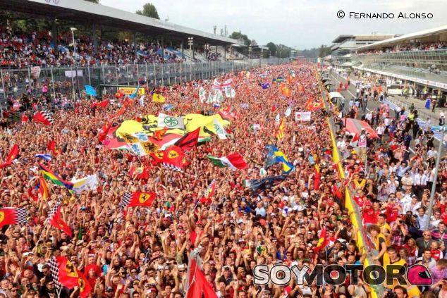 Personalidades del Motorsport reclaman que Monza permanezca en el calendario - LaF1