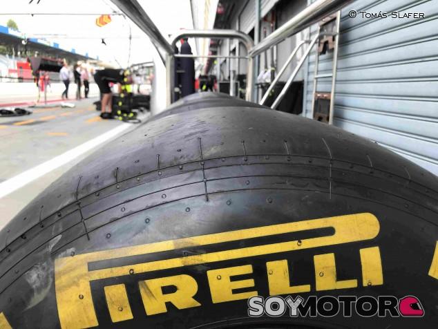 Pirelli advierte una posible variedad estratégica en México - SoyMotor.com