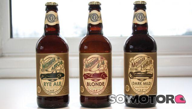 Morgan ahora vende cerveza - SoyMotor.com