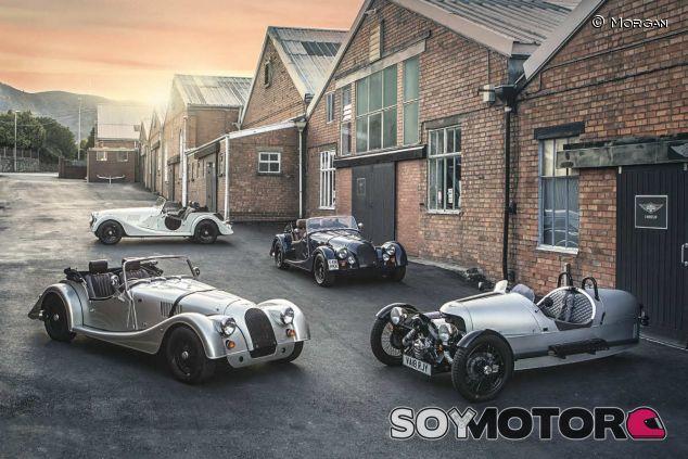 Morgan 110 aniversario - SoyMotor.com