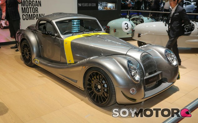 Morgan Aero GT - SoyMotor.com