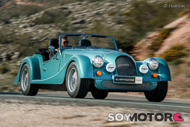 Morgan Plus Four 2020: clásico moderno con corazón BMW - SoyMotor.com