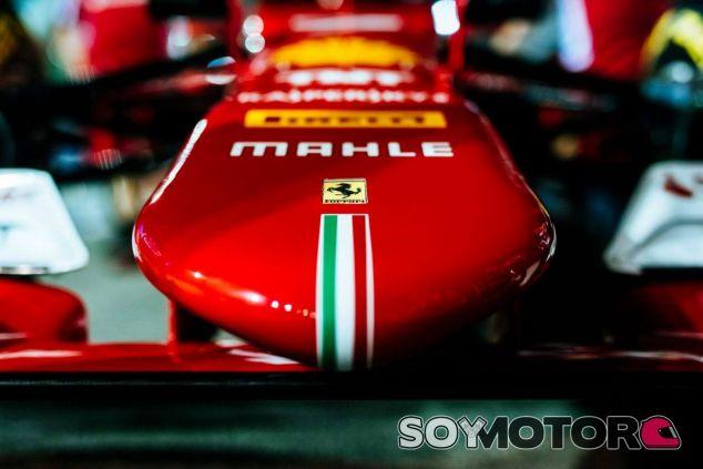 Ferrari y Haas habría aprovechado una laguna del reglamento técnico sobre el túnel de viento - LaF1