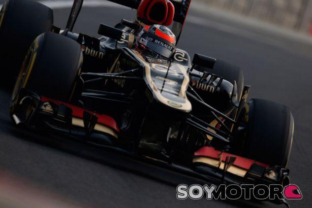La FIA podría haber rechazado el morro de Lotus