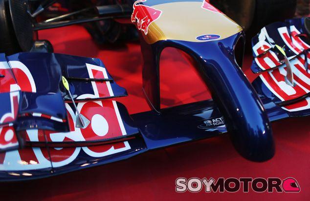 Morro del Toro Rosso STR9