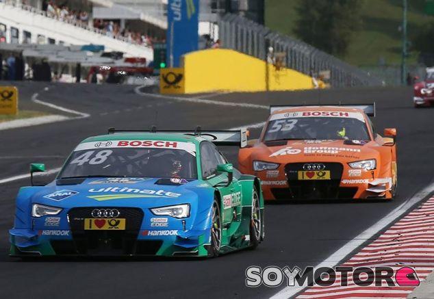 Mortara y Green buscarán el título contra Wittmann - SoyMotor