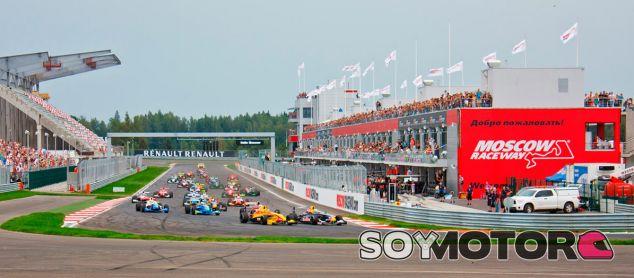 El Moscow Raceway podrá organizar Grandes Premios de F1 - Laf1.es