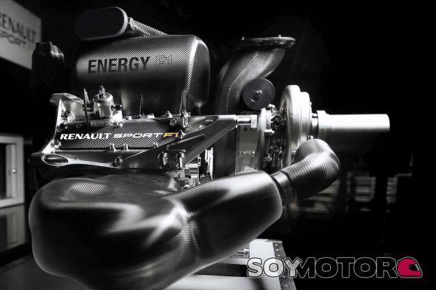 La empresa de Illien trabajará mano a mano con Renault en su unidad de potencia - LaF1