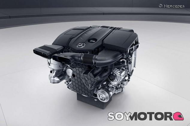 Motor OM 654 de Mercedes - SoyMotor.com